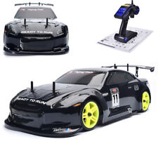 HSP Rc Car 4wd 1/10 Scale Drift Racing Nitro Gas Powered On-Road Vehicle Motor