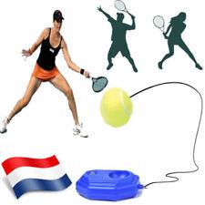 neuf Base d'Entrainement de Tennis avec Balle à Cordon Outil Formation Tennis FR