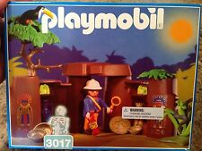 Playmobil 3017 Treasure Cave with Skeleton and Gold Retired 1998 RARE NISB