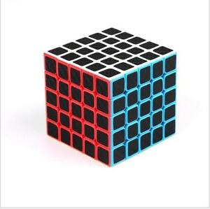 .995*5 Magic Cube Super Smooth Fast Speed Puzzle Classic gift black boys