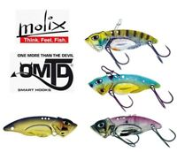 Molix Trago Vib Blade Bait (Assorted Colors and Sizes)