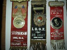 IOOF, Odd Fellows Historical Memorabilia
