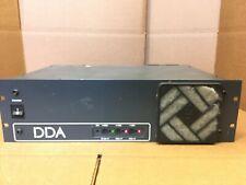 DDA MIDAS AUDIO PSU 2/A Mixer Console Power Supply
