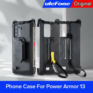 Hardness Cover For Ulefone Power Armor 13 Original Case With Belt Clip Carabiner