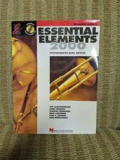 Essential Elements 2000 Trombone Book 2