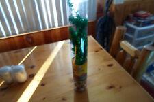 "Justice League Mini 18"" Tabletop Christmas Tree 22 Ornaments Tinsel Garland"