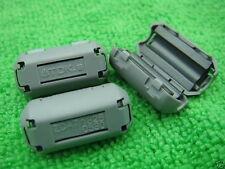 50 lots TDK 5mm Clip On EMI RFI Filter Snap Around Ferrites