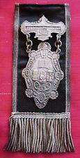 Rare - Circa 1899 - Gardnerville Nev - I.O.O.F. - Odd Fellows - Badge - Lodge 36