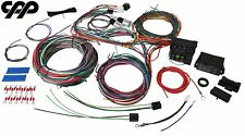 New 12 Circuit Universal Wire Wiring Harness Kit Street Hot Rat Rod Muscle Car