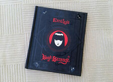 Emily the Strange Hardcover Book -- Rare -- Signed by illustrator Buzz Parker