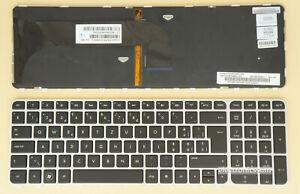 Swiss German Keyboard for HP m6-1000 m6-1100 m6-1200 m6-1050st m6-1060st Backlit