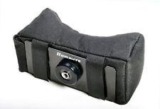 Hammers Bean Bag V Mount Gun Rest w/ 1/4 3/8 Camera Thread For Shooting Tripod