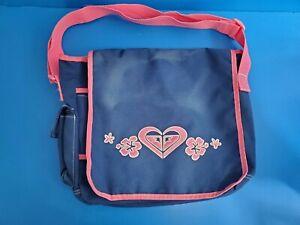 HTF Roxy Girl Messenger Bag