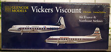 Vickers Viscount Air France & Northeast Airlines, 1:96, Glencoe 6501
