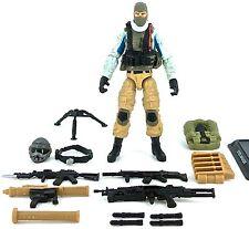 G.I. Joe: Pursuit Of Cobra 2011 STEEL BRIGADE (DESERT BATTLE) (NO. 1111) - Loose