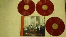 SONGS OF TEMPLE UNIVERSITY GLEE CLUB DIAMOND BAND ALBUM SET RARE!!!! 3 RECORDS