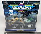Galoob - Micro Machines Space - Babylon 5 #2 Set - Vorlon, Radier, Narn