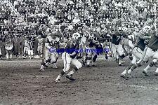 Buffalo Bills VS Denver Broncos 8-12-1966 8X10 Photo AFL Football Allen Smith