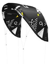 Kite Kitesurfing Kiteboard CORE XR6 Test-Kite tech black 10 Kiteboard Kite