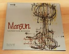 MANSUN 'CLOSED FOR BUSINESS' CD SINGLE