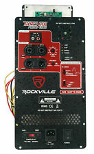 500 Watt RMS Powered Subwoofer Amplifier Plate Module Panel XLR & TRS In XLR Out