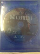 Battlefield 1 (Sony PlayStation 4, 2016) Used - Ps4