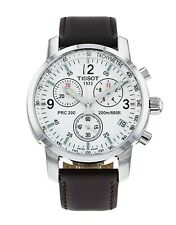 Tissot PRC 200 T-Sport Chronograph Mens Swiss Watch T17.1.516.32