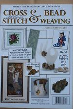 Jill Oxton's Cross Stitch and Beading Magazine Issue No. 87 NEW!