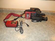 JVC GR-C1U Video Camera Back To The Future