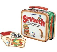 Slamwich The Fast Flipping Card Game Collector's Edition Tin For 2-6 Players