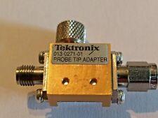 New Tektronix 013-0271-01 SMA Probe Tip Adapter P6207 P6217 SD-14 4mm