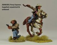 Wild West - Mexican Revolution 28mm figures  Artizan/Crusader/Brigade Games New
