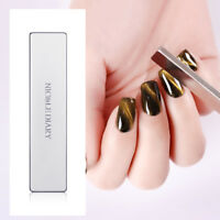 Nail Art Tool Cat Eye Magnetic Plate Thick Strong Magnet Board for Gel Polish