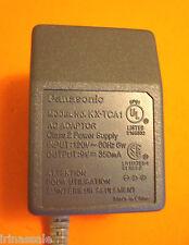 Kx-Tca1 Oem Panasonic Power Adapter Dc 9 V 350 mA For Panasonic Phones A6.11