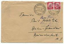 Brief DEUTSCHE MARINE-SCHIFFSPOST Nr.28 Sao Thomé West-Afrika 1935 RR!!