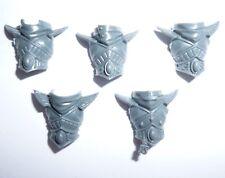 High Elves Shadow Warriors Front Torsos x 5 – G1087