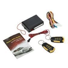 Universal Remote Central Locking Unlock System Auto Car Keyless Entry Kit I7M7