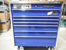 Snap-On Tool Box w/Serialized SAE Snap-On Tools; Very Nice Condition