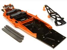 Integy Billet Traxxas Slash 2WD LCG Chassis Kit VXL Low Center Gravity Orange