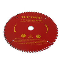 9 Inch Carbide Tipped Circular Saw Blade For Wood Cutting Woodworking 100 Tooth