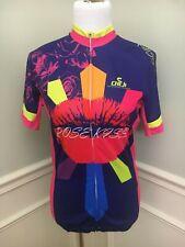 Womens Cycling JerseyShortSleeveBaleaf Cheji Rose Kiss CycleRacing XXL