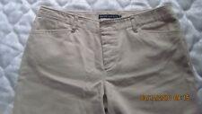 RALPH LAUREN брюки , бежевые светлые, размер 10, 100% хлопок.