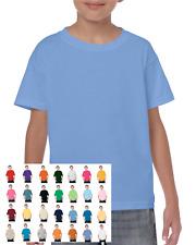 Gildan Youth Kid's Child Adult Cotton T-shirt Plain Blank G5000 New Wholesale