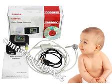 CONTEC Infant Pulse Oximeter,Blood Oxygen saturation,SPO2 monitor CMS60C+SW