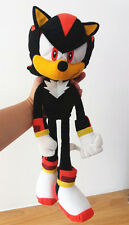"New Sonic The Hedgehog Shadow Great Eastern Large 17"" Stuffed Plush Toy Doll"