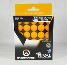 NERF Rival Overwatch Balls 30x High Impact Rounds Refill Pack - Free Shipping!