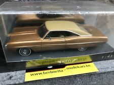 NEO 44110 PONTIAC BONNEVILLE HT COUPE GOLD 1/43 RESIN MODELCAR NEW IN SEALED BOX