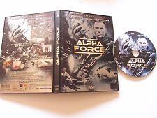 Alpha Force de Phillip J. Roth avec Oliver Gruner, DVD, SF/Action