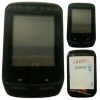 LCD Display Touch Screen Digitizer Assembly with Frame For Garmin Edge 510 GPS