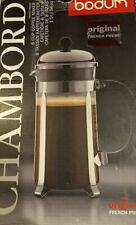 Bodum Chambord 8 Cup French Press Coffee and Tea Maker 34 Oz